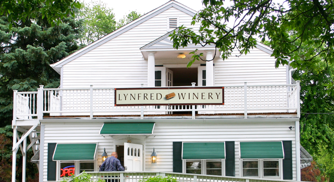 Lynfred Winery Wheeling