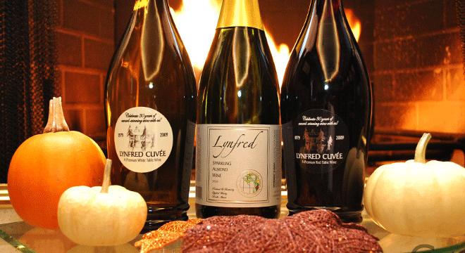 Lynfred Winery Oct 10