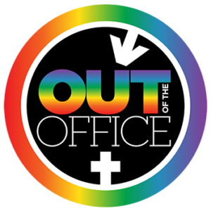 Out of the Office PRIDE Event Logo