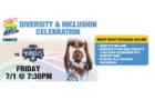 Chicago Sky Pride Game
